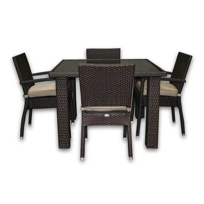 Patio Heaven Skye Zuma Dining Set