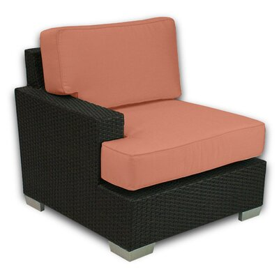 Patio Heaven Signature Sectional Deep Seating Group with Cushions