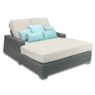 Patio Heaven Palisades Double Chaise