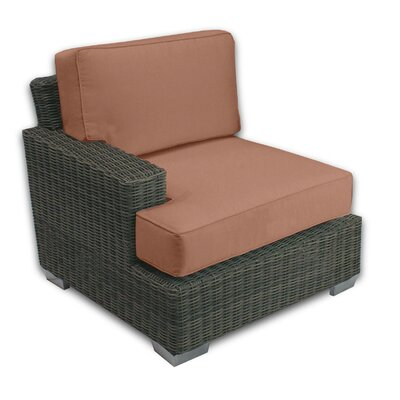 Patio Heaven Palisades Sectional Deep Seating Group with Cushions