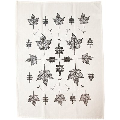 Artgoodies Organic Mod Maple Tea Towel