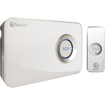 Swann Mp3 DJ Wireless Music Doorbell