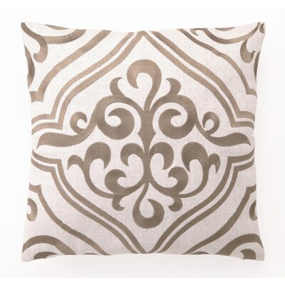 D.L. Rhein Tile Down-Filled Embroidered Pillow
