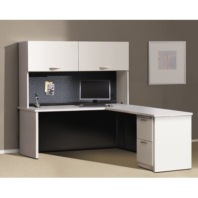 Great Openings Trace L-Shape Desk Office Suite