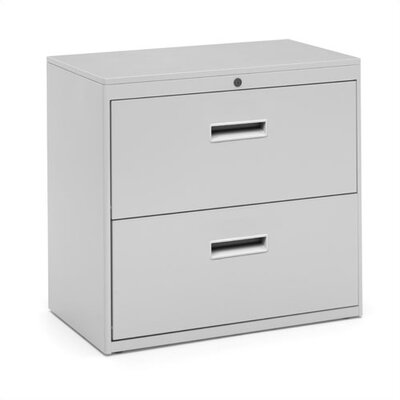 Great Openings Standard Lateral Two Drawer File Cabinet