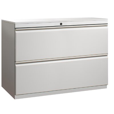 Great Openings Trace 2 Drawer Lateral File