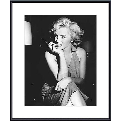 Barewalls Marilyn Monroe, 1952 Metal Framed Art Print