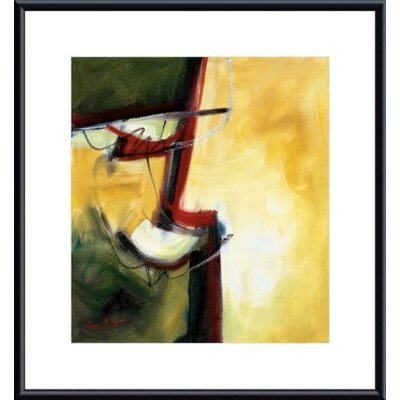 Barewalls Intangible Metal Framed Art Print