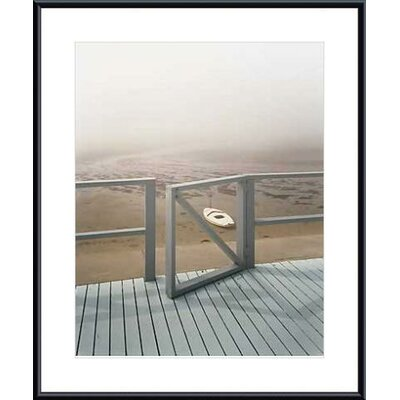 Barewalls The Bay, 1977 Metal Framed Art Print