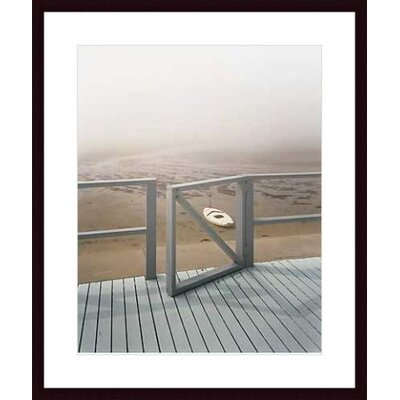Barewalls The Bay, 1977 Wood Framed Art Print