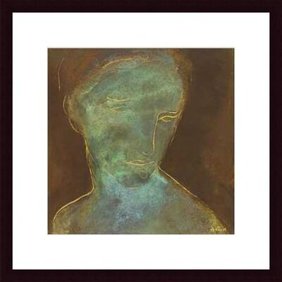 Countenance I by Axton Wood Framed Art Print