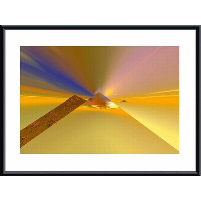 Barewalls Reincarnation Metal Framed Art Print
