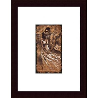 Barewalls Whisper Wood Framed Art Print
