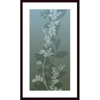 Ascending Vine II by Loka Framed Graphic Art