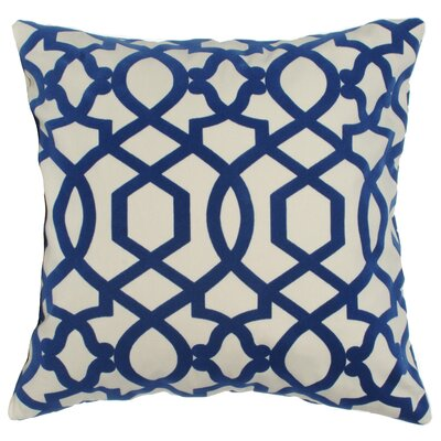 Elisabeth Michael Hampton Cotton Pillow