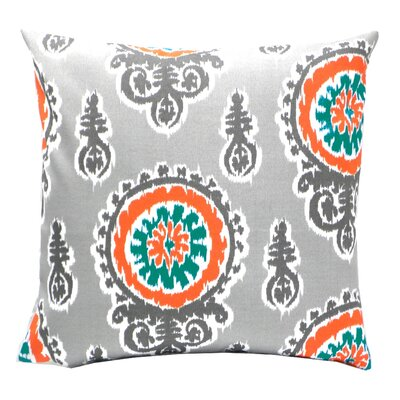 Elisabeth Michael Medallion Indoor / Outdoor Polyester Pillow