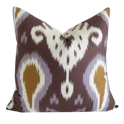 Elisabeth Michael Batavia Cotton Pillow