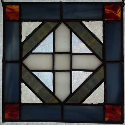 Dymoke Studios East Avenue Edgerton Cross Stained Glass