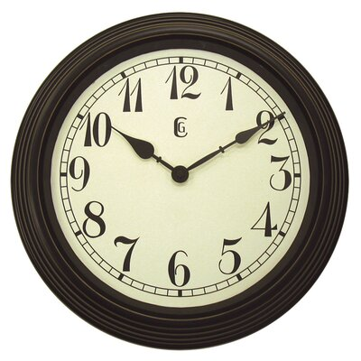 Geneva Clock Decorative Wall Clock