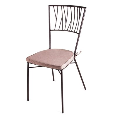 New Rustics Home Mosaic Dining Side Chair with Cushion
