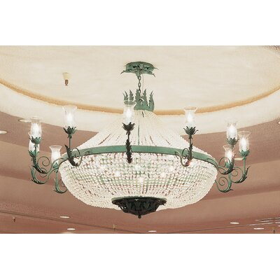 2nd Ave Design Crista 30 Light Chandelier