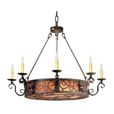 2nd Ave Design Delano 11 Light Chandelier