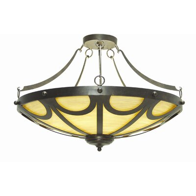 2nd Ave Design Carousel 12 Light Inverted Pendant
