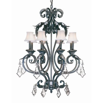 2nd Ave Design Josephine 8 Light Chandelier
