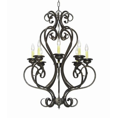 2nd Ave Design Fernando 8 Light Chandelier