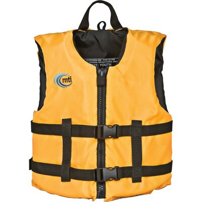 MTI Adventurewear Youth Livery Life Jacket