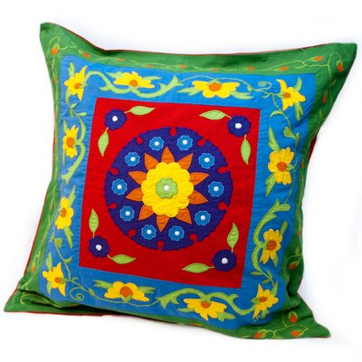 Rennie & Rose Design Group Susan Sargent Bosma Accent Pillow