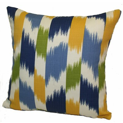 Rennie & Rose Design Group Cruze Outdoor Fabric Stuffed Pillow