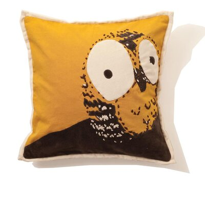 Owl Cotton Pillow