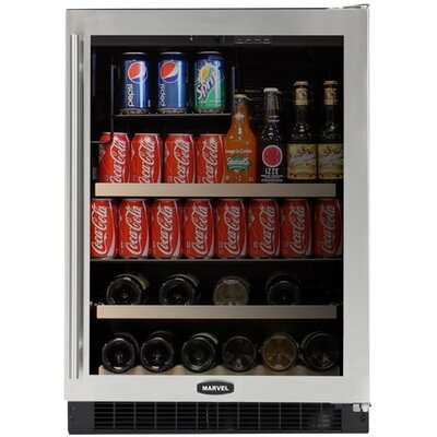 Marvel Appliances 14 Bottle Dual Zone Wine Refrigerator