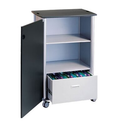 "Peter Pepper Wheelies® 26"" Mobile File Storage Cabinet"