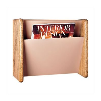 Peter Pepper One Pocket Magazine Rack