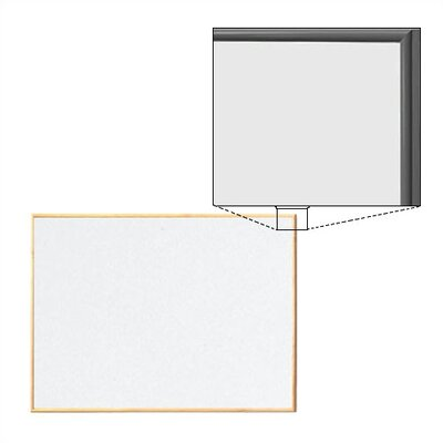 Peter Pepper Tactics® Large Writing Surface with Slim Trim Frame