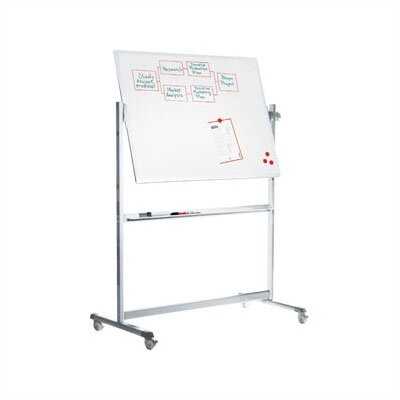 Peter Pepper Stand Alone Revolving White Board