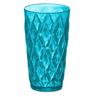 Crystal Break Proof Glass (Set of 2)