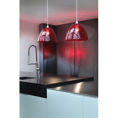 Koziol Stella 1 Light Bowl Pendant