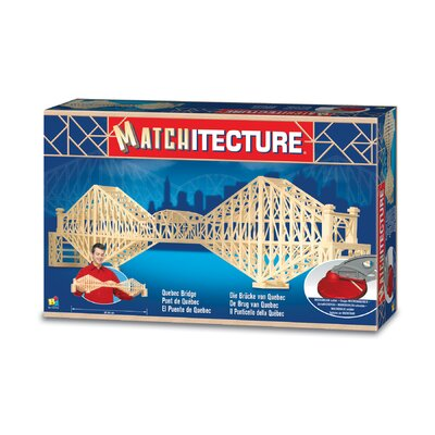 Bojeux Matchitecture Quebec Bridge