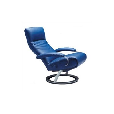 Lafer Kiri Leather Ergonomic Recliner