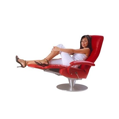 Lafer Nathalia Leather Ergonomic Recliner