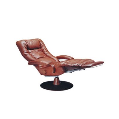 Lafer Thor Leather Ergonomic Recliner