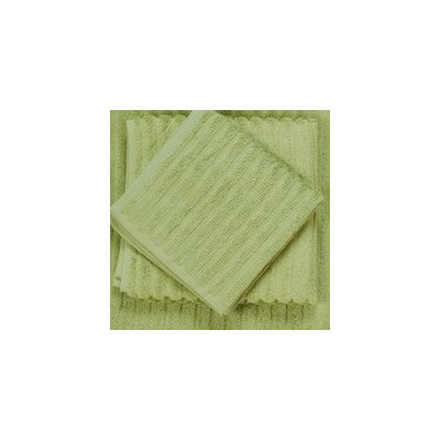 Bamboo Dreams Organic Cotton Ribbed Wash Cloth