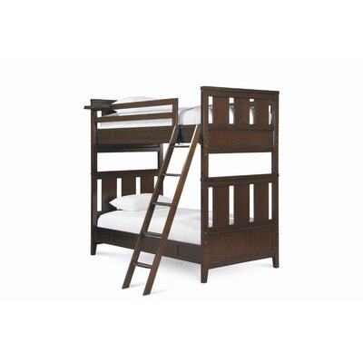 SmartStuff Furniture Free Style Twin over Twin Bunk Bed with Ladder