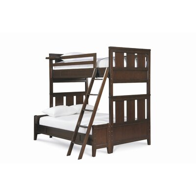 SmartStuff Furniture Free Style Twin over Full Bunk Bed