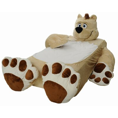 Incredibeds Honey Bear Twin Bed Cover