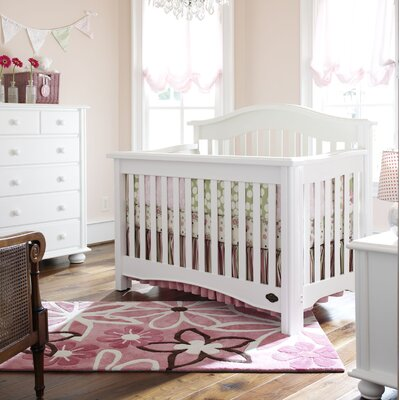 Bonavita Hudson Nursery Lifestyle Crib Set