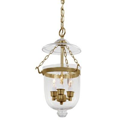 bell jar pendant light fixture wayfair. Black Bedroom Furniture Sets. Home Design Ideas